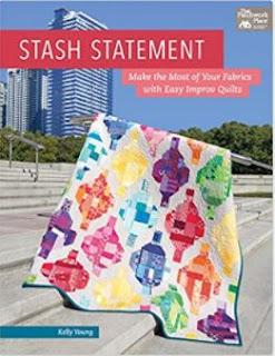 stash statement-quilt book-scrap quilting