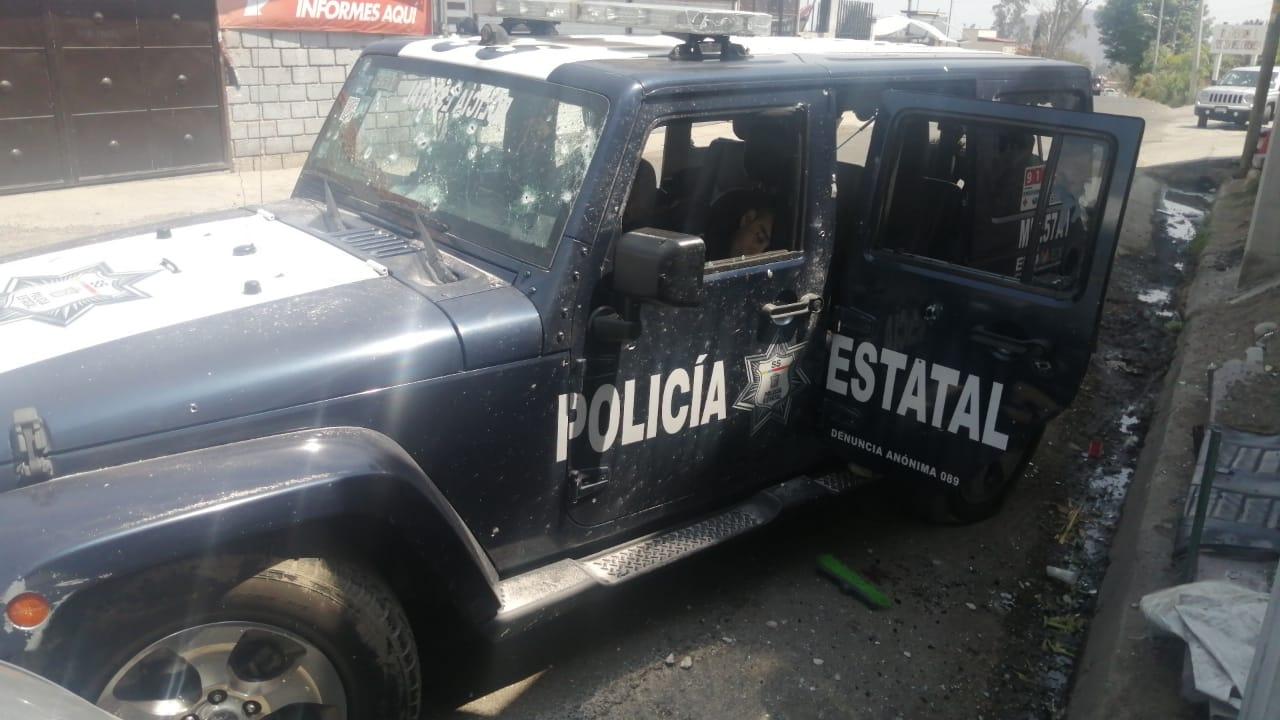 Fotos: Más Estatales ejecutados por La Familia Michoacana, ahora fueron 4 en Almoloya De Alquisiras; Estado de México