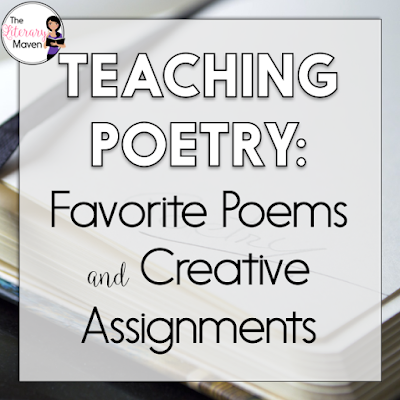"""Poetry is simply the most beautiful, impressive, and widely effective mode of saying things, and hence its importance,"" Matthew Arnold once sad and I think most English teachers would agree. This #2ndaryELA Twitter chat was all about teaching poetry. Middle school and high school English Language Arts teachers discussed when they teach poetry and how, as a unit or interspersed throughout their curriculum. Teachers also shared the skills they focus on when teaching poetry. Read through the chat for ideas to implement in your own classroom."