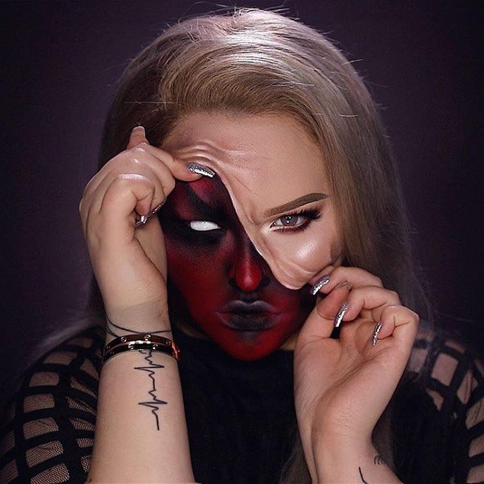 Creepiest Makeup Ideas For Halloween