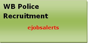 WB Police Recruitment 2017