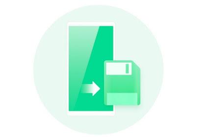 Memindahkan File Internal ke SDCard Sekali Sentuh Realme