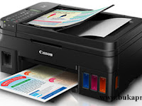 Free Download Driver Printer Canon Pixma G4000 Series