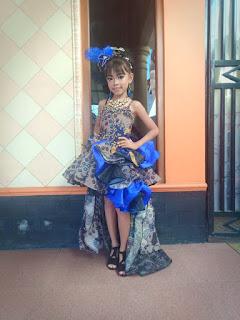 abel juara fashion show