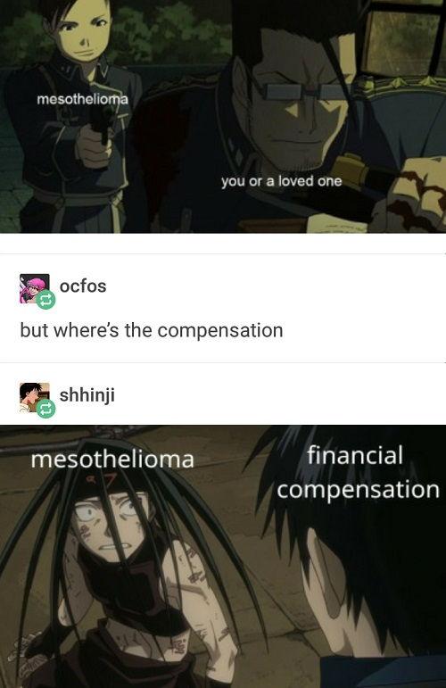 reddit mesothelioma