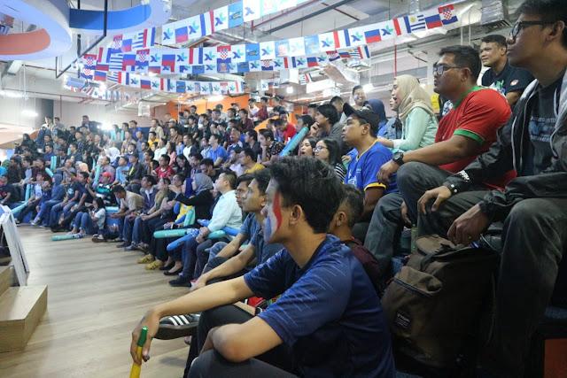 nonton bareng piala dunia 2018, Kaskus