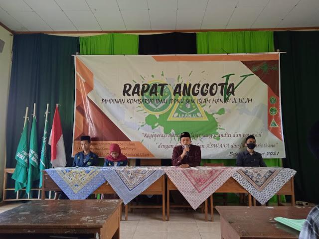 rapat-anggota-ke-v-3-kandidat-calon-terpilih-ketua-ipnu-ippnu-smk-islam-manbaul-ulum