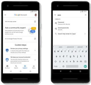 Google Permudah Kelola Akun Anda Di Android