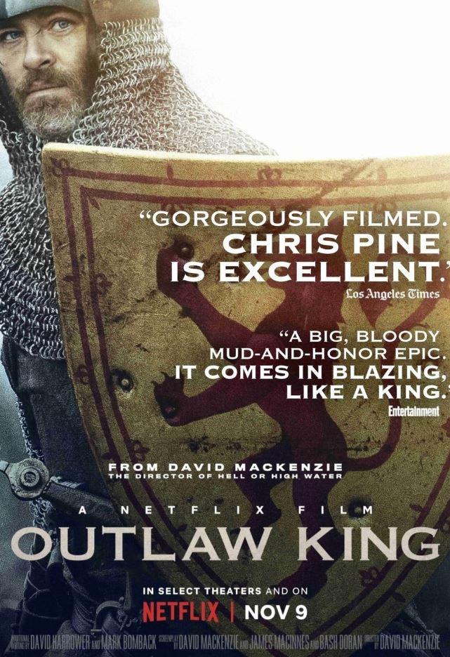 Neko Random: Outlaw King (2018 Film) Review