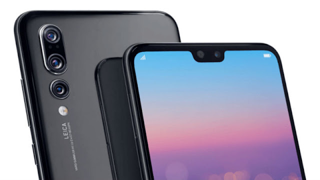 First mobile telephone alongside the 3 cameras on the nurture launched First mobile telephone alongside the 3 cameras on the nurture launched, Huawei P20 Pro as well as P20