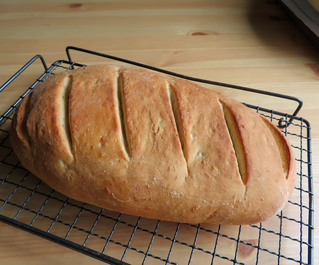 Quick and Easy French Bread