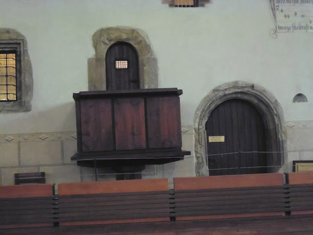 Interior de la Capilla de Belén (Praga)
