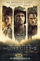 The Lost City of Z 2016 full movie download in english hd free