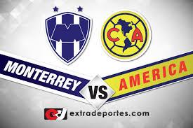 Monterrey vs América en partido 2 Semifinales, Liga MX 2016