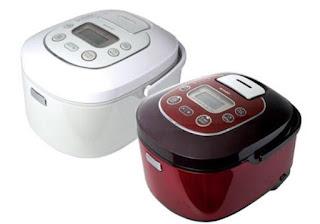 digital rice cooker terbaik sharp