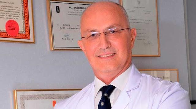 Prof. Dr. Serhat Ünal Kimdir? nerede görev yapıyor?