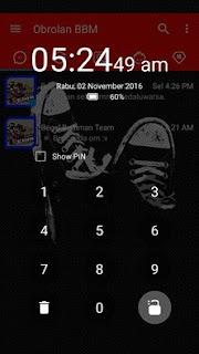 BBM MOD Transparan Versi Terbaru v3.1.0.13 APK