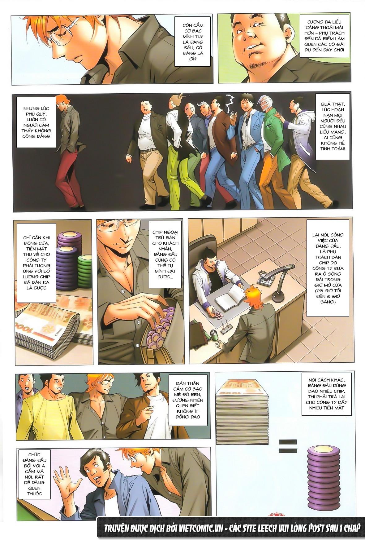 Người Trong Giang Hồ chapter 1595: hắc đạo minh tinh trang 19