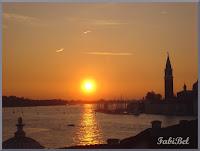 En route pour Venise, une balade en hiver.