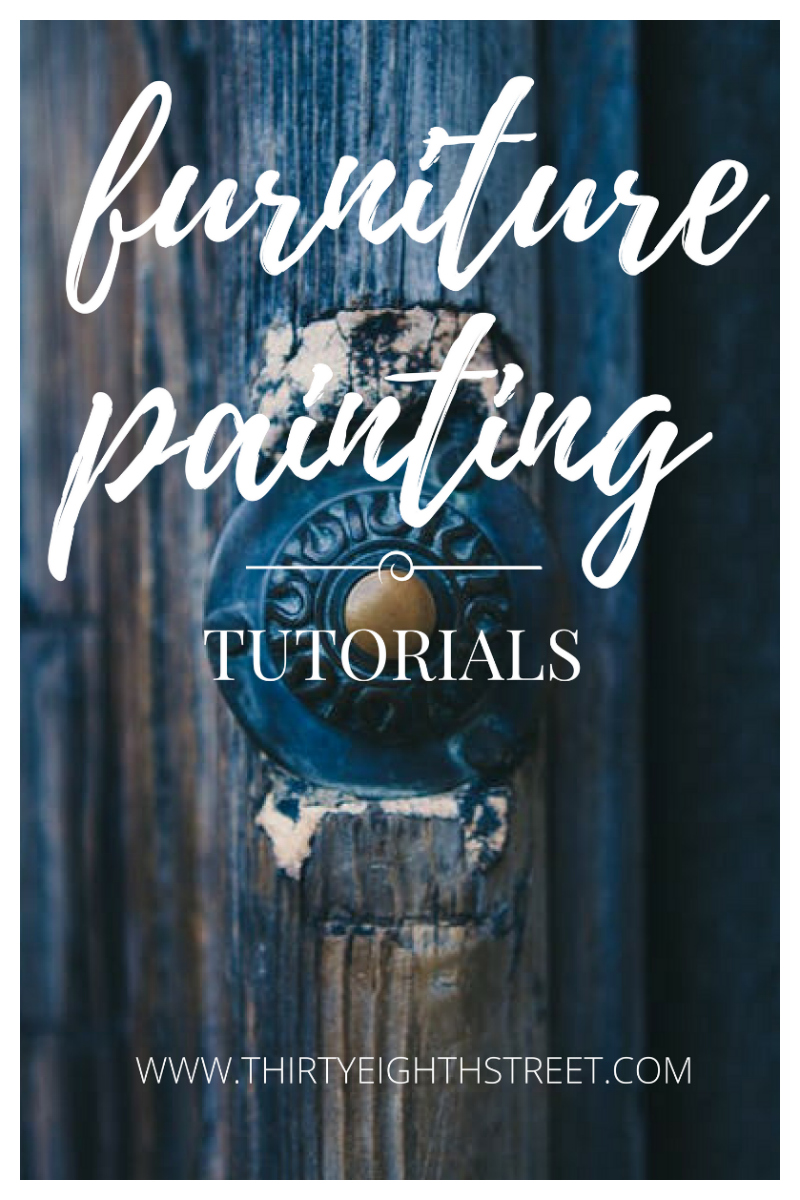 painted furniture, chalk paint, chalk painted furniture, how to paint furniture, painting furniture tutorials, how to refinish furniture, painting furniture, refinishing furniture tutorials