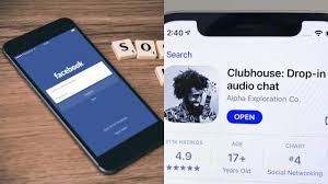 Facebook is like the Clubhouse app