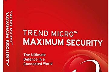 Download Trend Micro Titanium Maximum Security 2020 Free