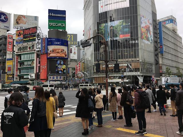 Bercuti ke Tokyo, Jepun