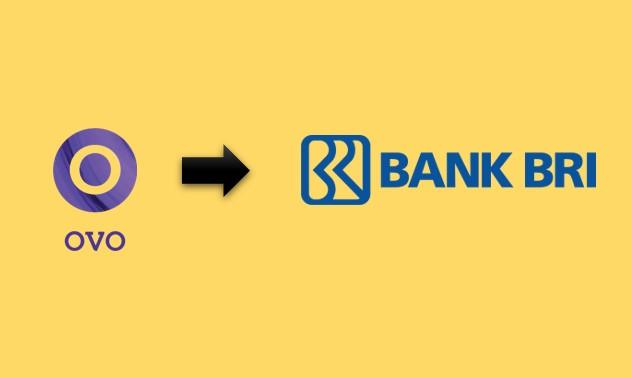 Cara Transfer Saldo OVO ke Rekening Bank BRI