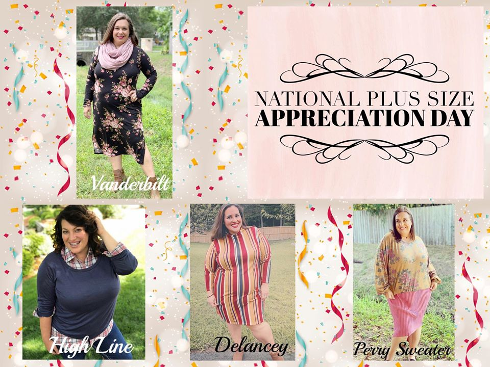 National Plus Size Appreciation Day Wishes pics free download