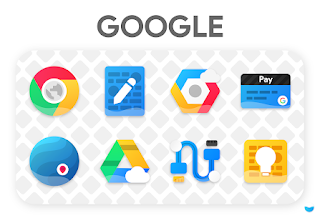 Glaze Icon Pack v3.7.0 [Patched] Apk