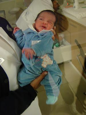 Nascimento Filho Bebê