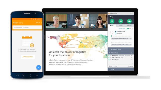 تطبيق GoToMeeting - تطبيق Hangout - تطبيق Zoom - تقنيات مساندة للتعليم الإلكتروني نعرض لكم في هذا الموضوع منصات توفر صفوف افتراضية للاجتماع عن بعد - موقع دروس4يو Dros4U