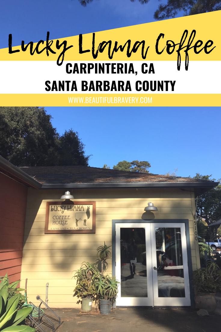 Coffee shops of Santa Barbara California