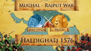 Maharana Pratap का Famous Haldighati Battle