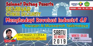 banner seminar revolusi industri 4.0