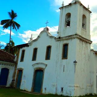 Capela Nossa Senhora das Dores, Paraty