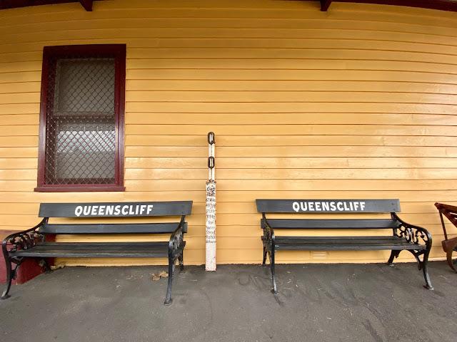 Bellarine Railway, Queenscliff station