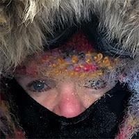 Brenda Wilbee at 34 below