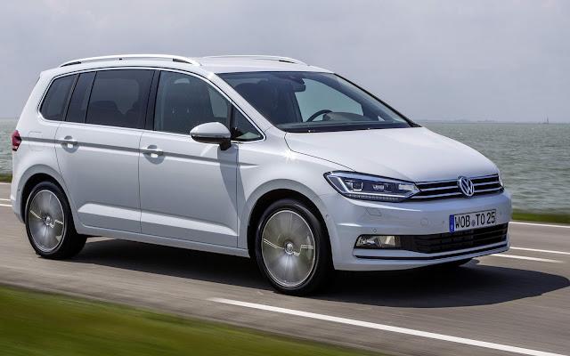 Volkswagen Touran 2017
