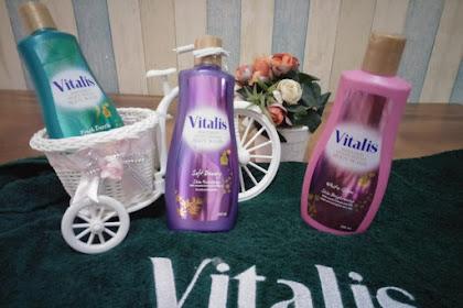 Review Sabun Mandi Berparfum Wangi: Vitalis Body Wash