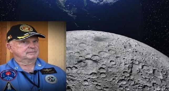 Ο πρώην υπάλληλος της NASA έχει βαρεθεί τα ψέματα - αυτό που είναι στο φεγγάρι μας είναι εντυπωσιακό!