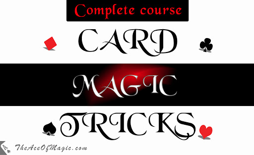 Magic Card Tricks Course