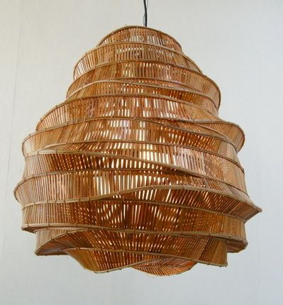 Moon to moon roost bamboo cloud chandelier i am so pleased bamboo and rattan is having a little moment in the interiors world i love it aloadofball Image collections