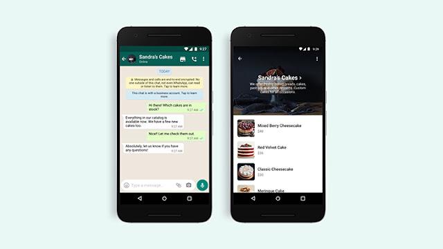 Sekarang Kamu Bisa Menambah Tombol Katalog di WhatsApp