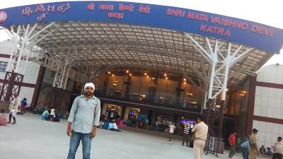 katra railway station jammu
