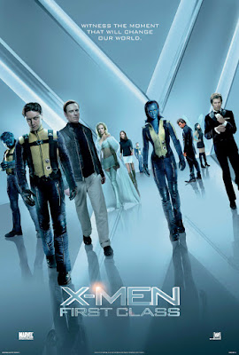 X-Men First Class 2011 Dual Audio 300MB Hindi Movie Download