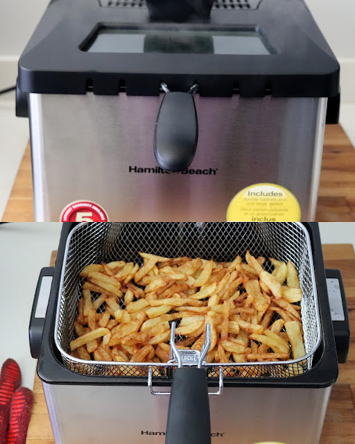Hamilton Beach Professional Style Deep Fryer