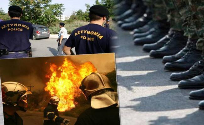 «Τελεσίγραφο» ΣτΕ σε Μαξίμου: Μισθολογική αποκατάσταση ένστολων εντός 8 μηνών!