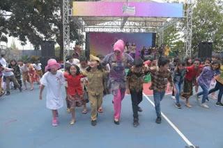 SDK Maria Fatima Gelar Pentas Seni Pesona Mutiara Nusantara