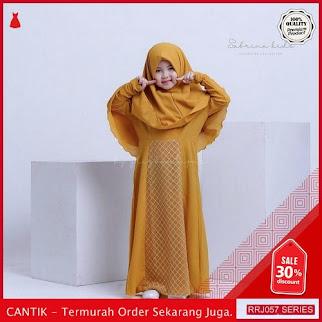 Jual RRJ057P122 Pakaian Anak Perempuan Wanita Syari Kids Shakura BMGShop